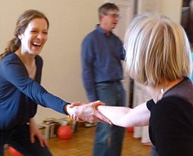 Irmhild Willenbrink Schauspiel, Training, Improvisation